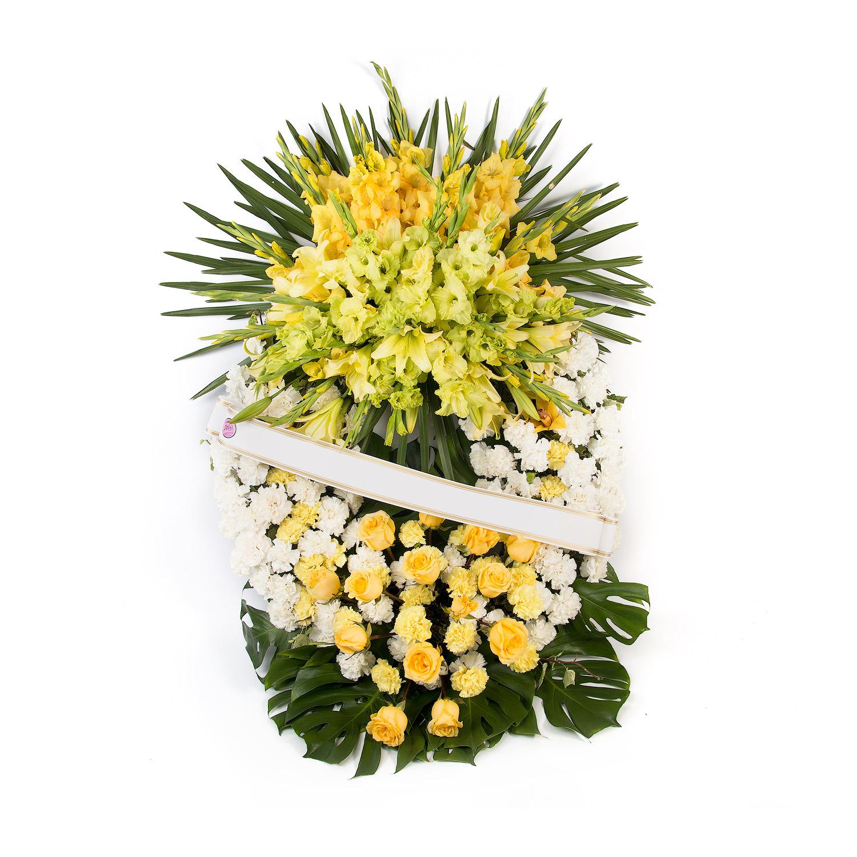 Corona Tonos Amarillos Copia